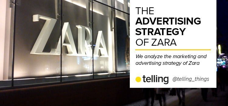 Advertising Strategy from Zara