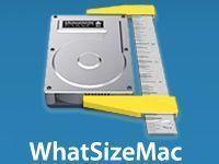 Aplicación Whatsize para mejorar el rendimiento del mac