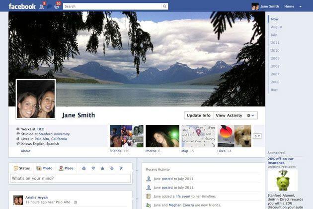 Cómo es Facebook