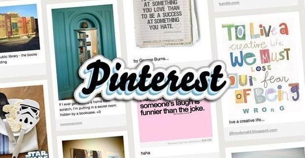 Llega Pinterest