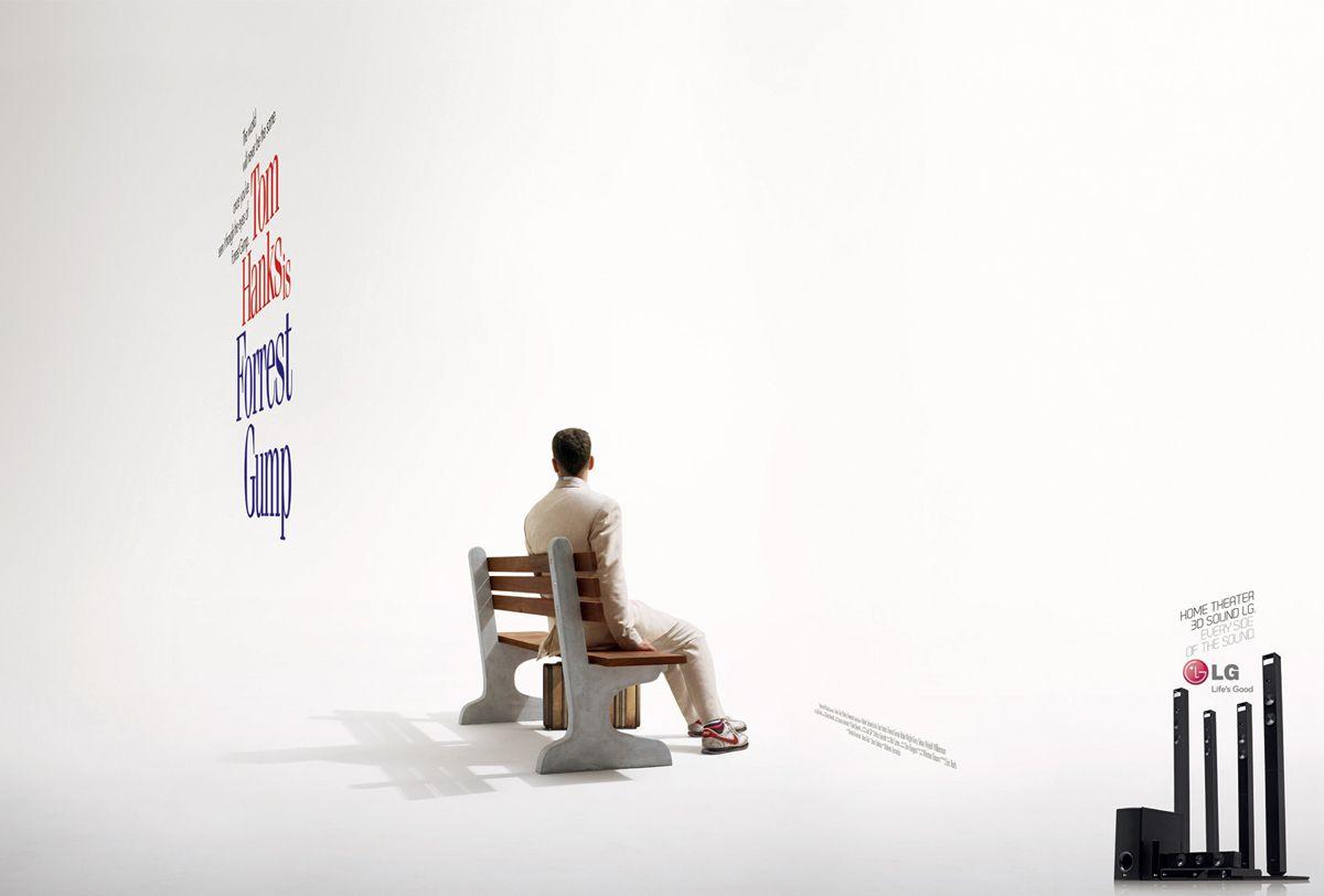 Campaña Publicidad LG: Every side of the sound