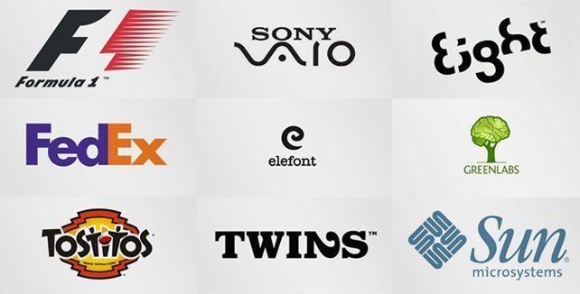 Logotipos con mensaje oculto en el blog de la agencia de publicidad telling