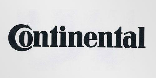 Logotipos con mensaje: Continental