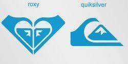Logotipos con mensajes ocultos: Roxy