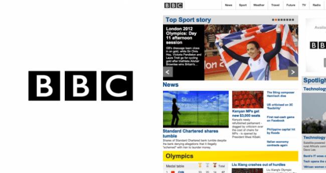 Cuanto ha costado el logotipo de la BBC