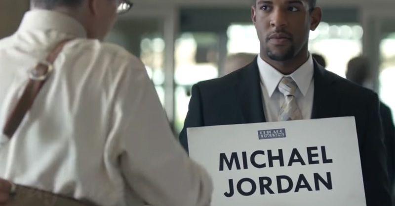 ESPN | Michael Jordan Funny Commercial