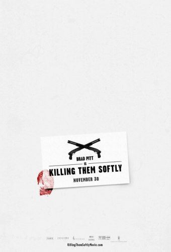 Los mejores posters del 2012: Killing them softly