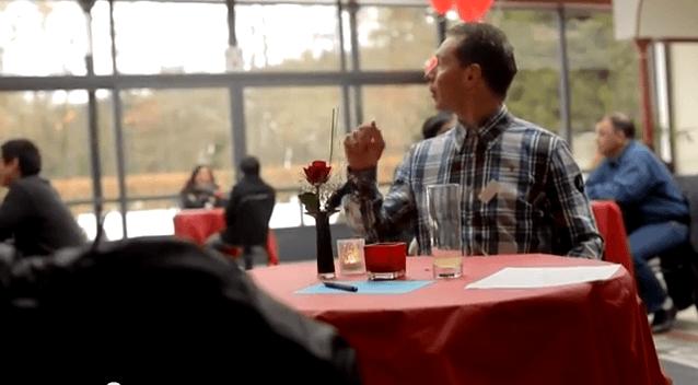 Mayo speed dating