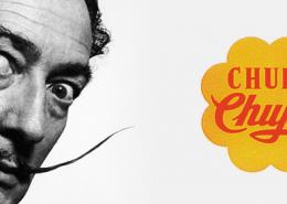 Histori del logotipo de Chupa Chups
