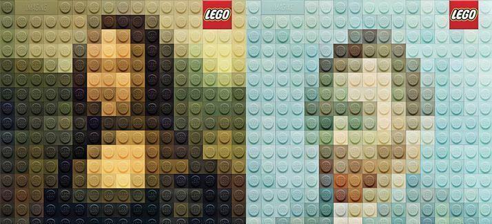 Campaña de Lego: Imagine