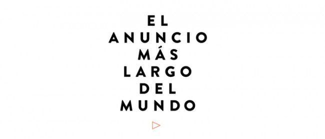 el_anuncio_mas_largo_del_mundo