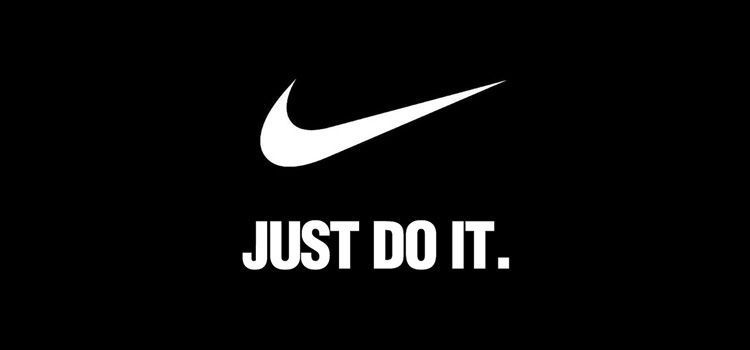 Slogan de Nike: Just Do It