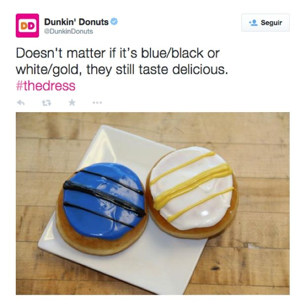 thedress-dunkin-donuts