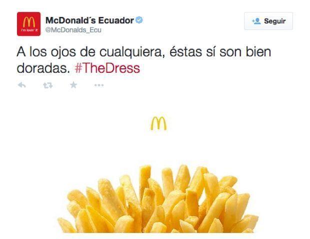 thedress-mcdonalds