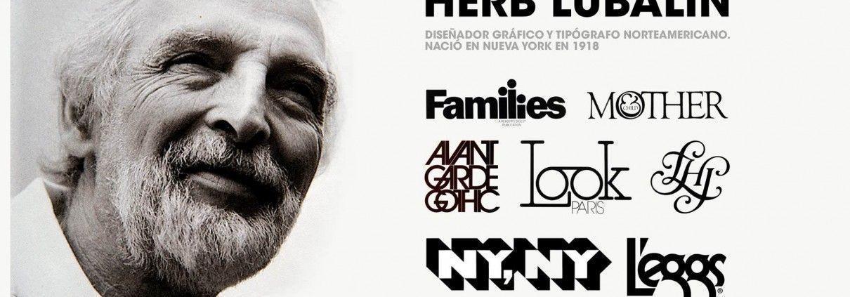 Logotipos de Herb Lubalin
