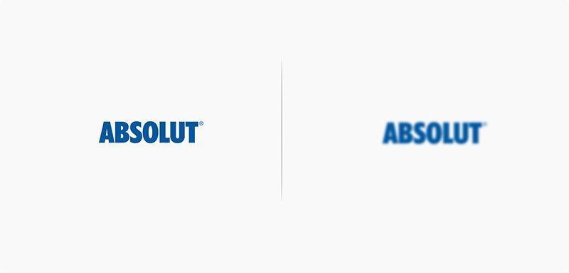 Rediseño Logo Absolut