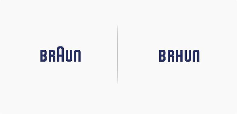 Rediseño Logo Braun