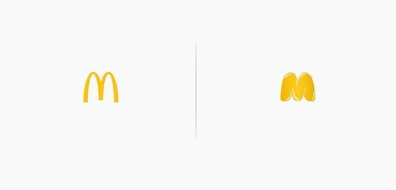 Rediseño Logo McDonalds
