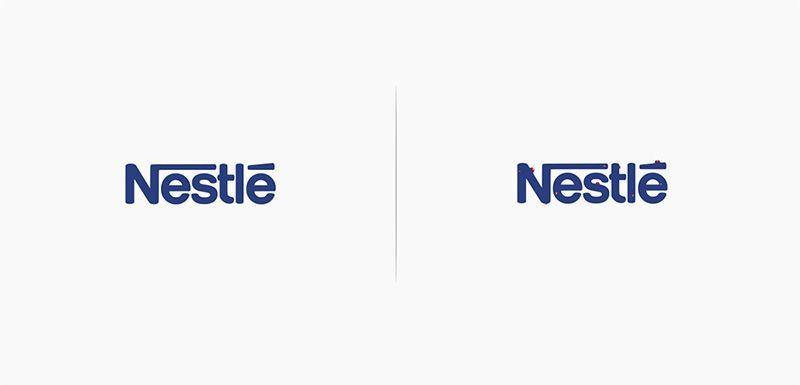 Rediseño Logo Nestle