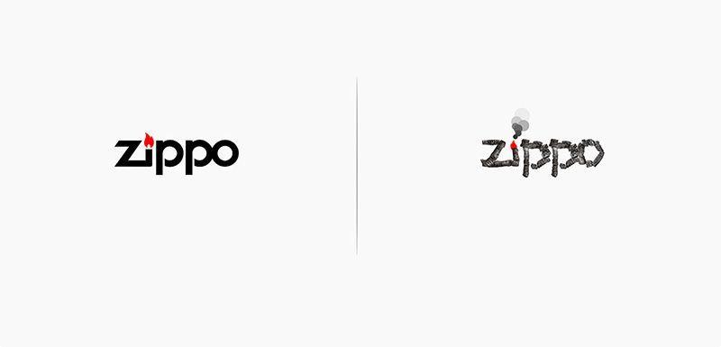 Rediseño Logo Zippo