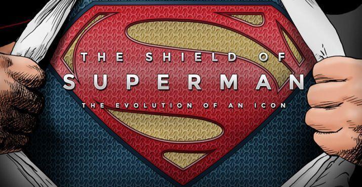 Superman Logo Evolution