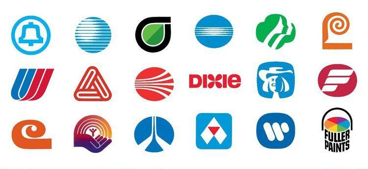 Logotipos creados por Saul Bass