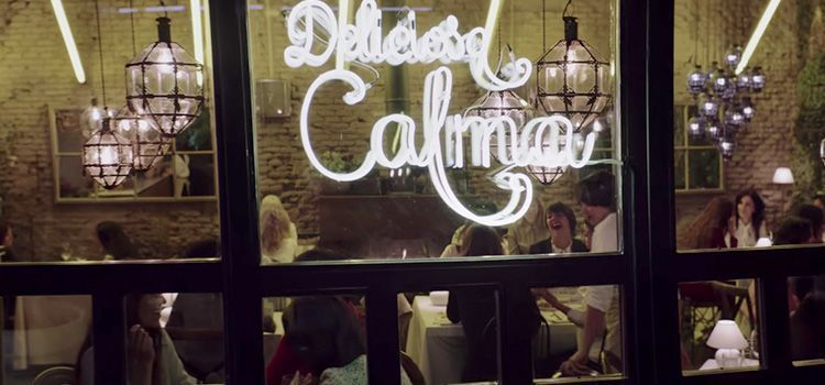 Spot de Campofrío: Brillante Calma