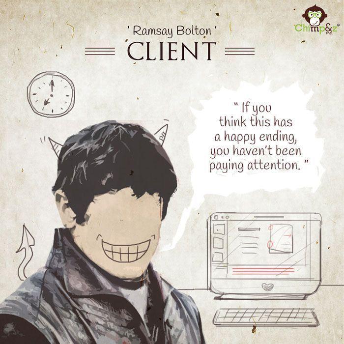 Agencia de Publicidad - Cliente