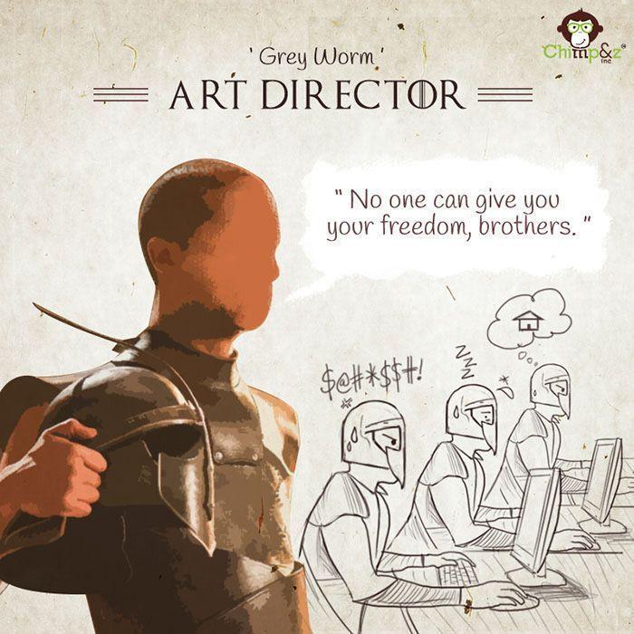 Agencia de Publicidad - Director Arte
