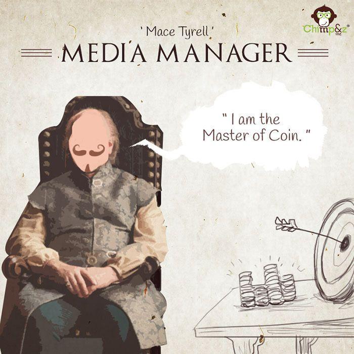 Agencia de Publicidad - Media manager