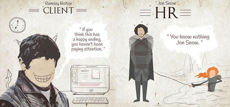 Agencia de Publicidad Game of Thrones