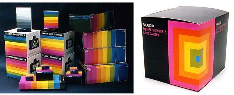 Branding de Polaroid
