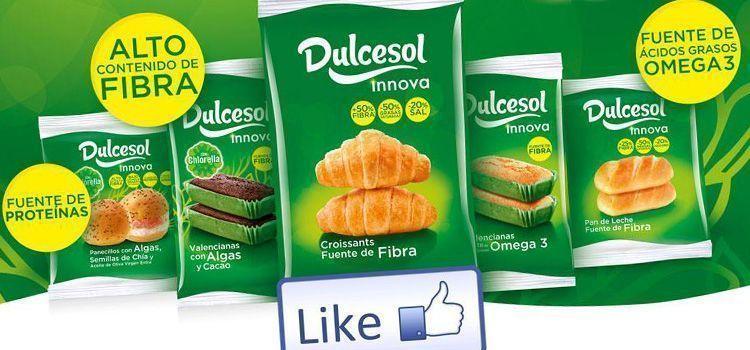 Mejores marcas en redes sociales: Dulcesol