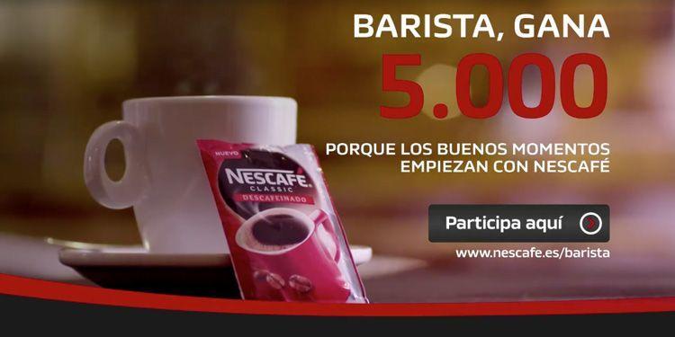 Mejores marcas en redes sociales: Nescafe