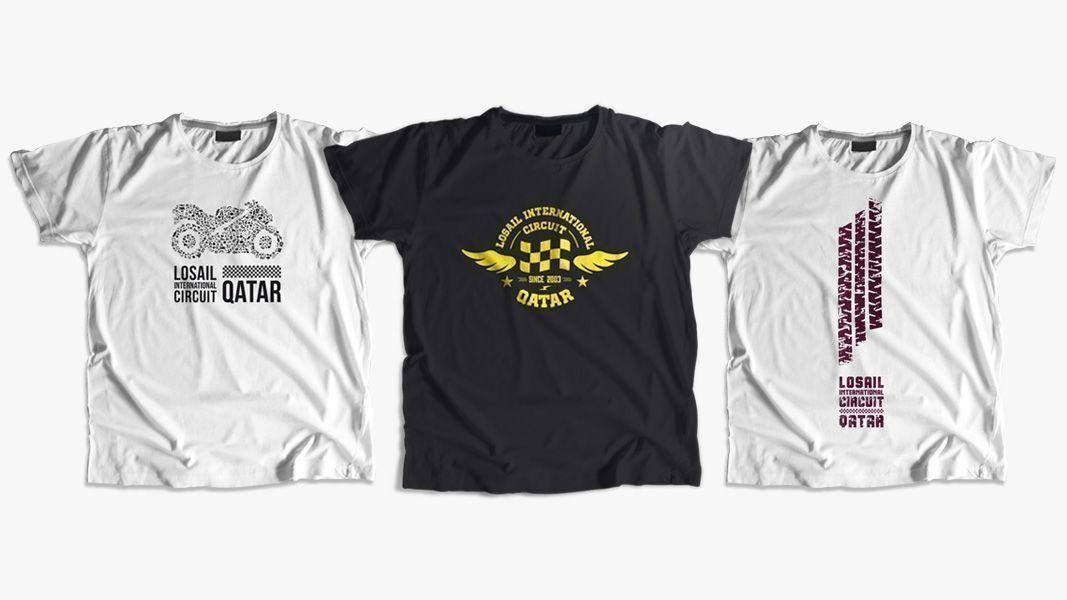 Camisetas para MotoGP