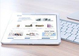 Web con Tienda Online Empresa Cosméticos