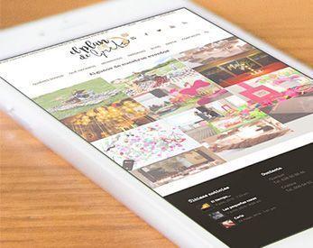 Web para Empresa de Eventos
