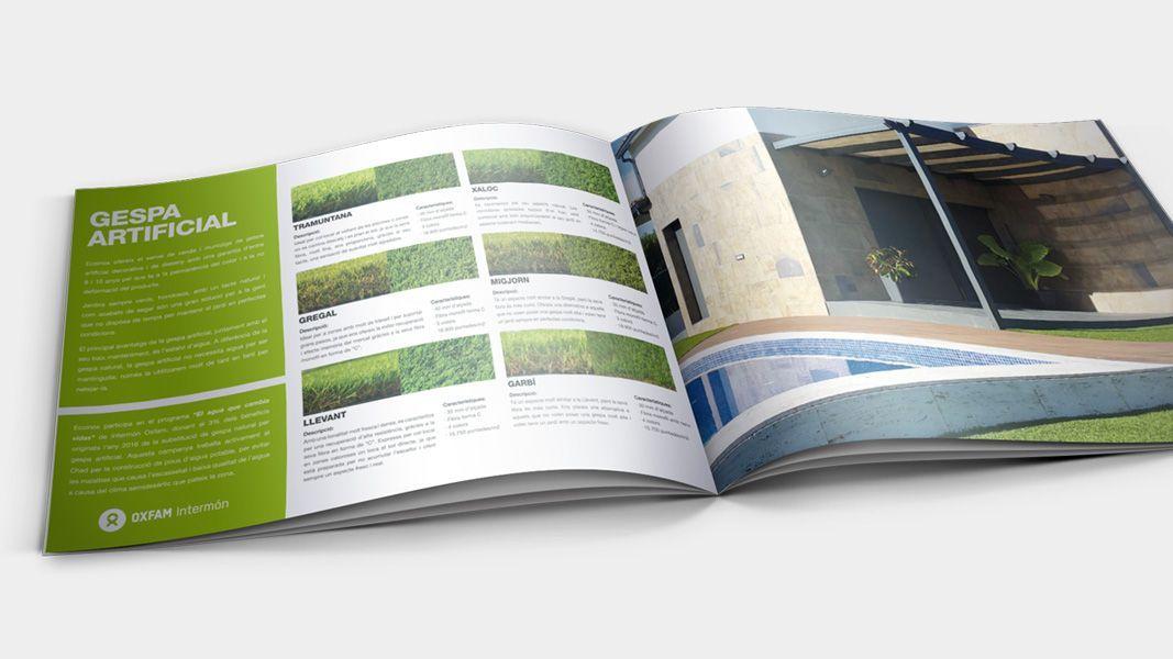 Catálogo para Ecoinox