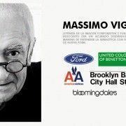 Grandes Diseñadores: Massimo Vignelli