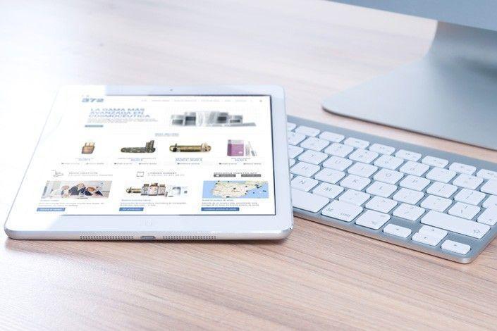 Web con Tienda Online Productos Cosmética