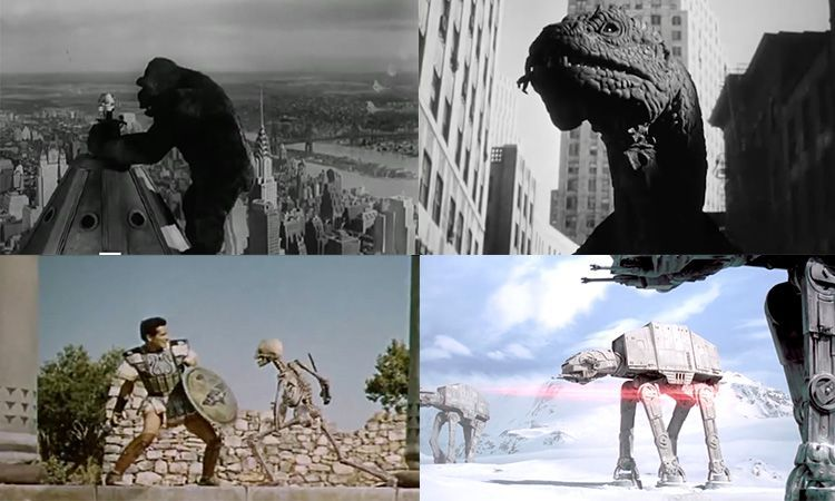 Evolución Stop-Motion