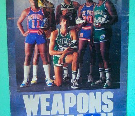 Publicidad Converse NBA