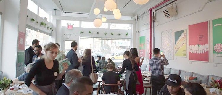 Restaurante Google Translate