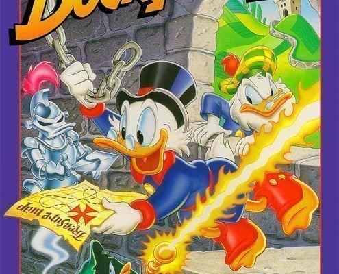 Ducktales 2 ArtCover Greg Martin