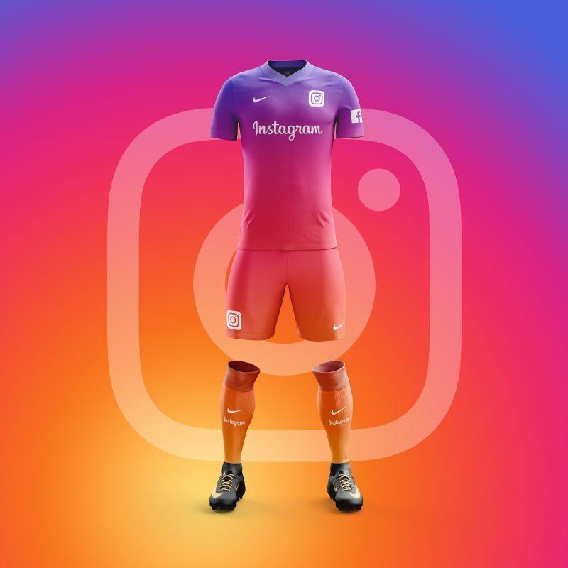 Equipaciones de la Redes Sociales   Instagram