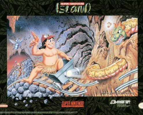 Cover Greg Martin | Super Adventure Island
