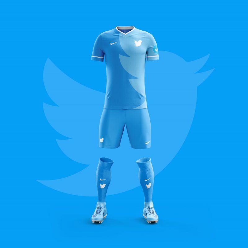 Equipaciones de la Redes Sociales | Twitter