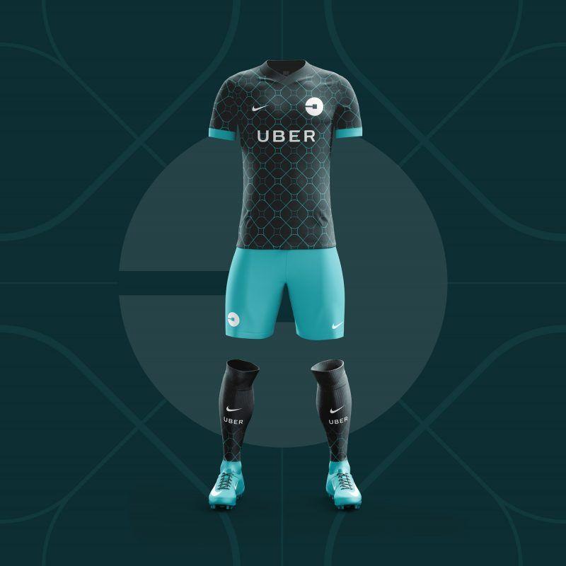 Equipaciones de la Redes Sociales | Uber United