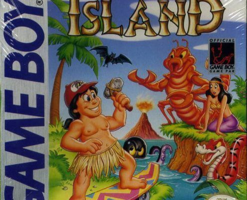 Adventures Island ArtCover Greg Martin