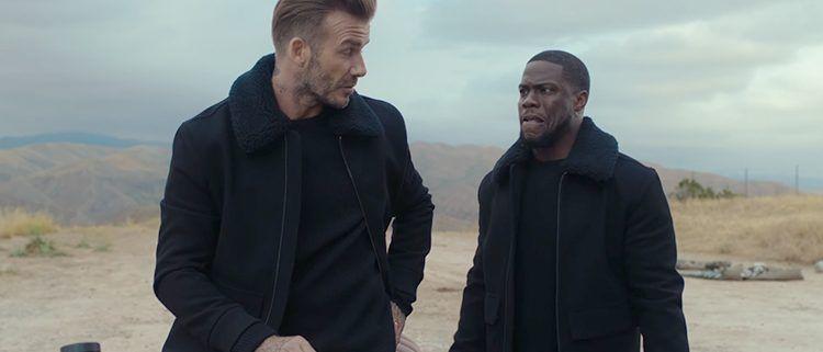 Anuncio H&M Beckham
